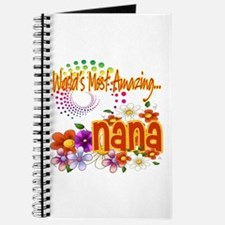 Most Amazing Nana Journal
