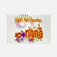 Most Amazing Nana Rectangle Magnet
