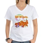 Most Amazing Sister Women's V-Neck T-Shirt