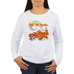 Most Amazing Sister Women's Long Sleeve T-Shirt