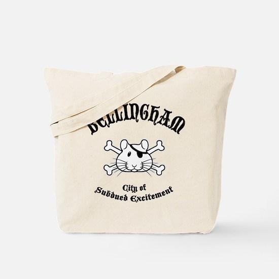 Bellingham Subdued Tote Bag