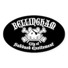 Bellingham Pirate 2 Decal
