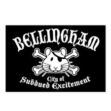 Bellingham Pirate 2 Postcards (Package of 8)