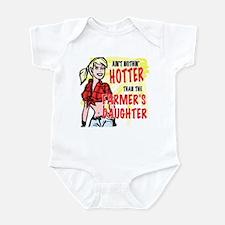 Farmers Daughter Infant Bodysuit