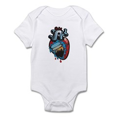 Bleed Philly Infant Bodysuit