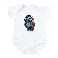 Bleed Philly Infant Bodysuit