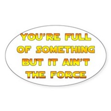 starwars Bumper Stickers