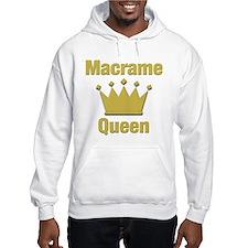 Macrame Queen Hoodie