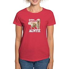 Golden Retriever Auntie Tee