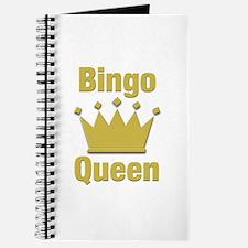 Bingo Queen Journal