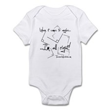 I'm All Right! Infant Bodysuit
