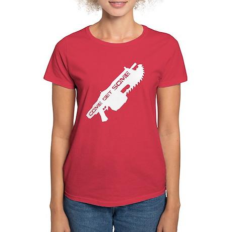 Come Get Some Women's Dark T-Shirt