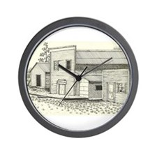 Cute Ghost Wall Clock