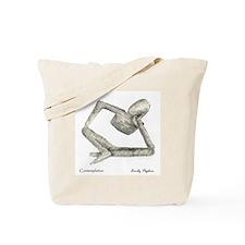 'Contemplation' Tote Bag