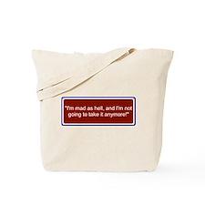 Cute Restore sanity Tote Bag