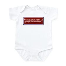 Cute Restore sanity Infant Bodysuit