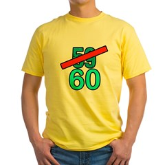 60th Birthday Gifts, 59 to 60 T