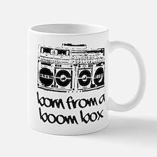 Born From A Boom Box Mug