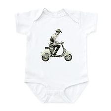Scooter Cowboy Infant Bodysuit