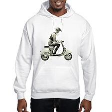 Scooter Cowboy Hoodie