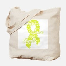 The Power of Yellow Tote Bag