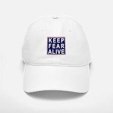 Fear is Alive - Baseball Baseball Cap