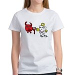 Devil and Angel Women's T-Shirt