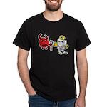 Devil and Angel Dark T-Shirt