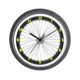 Bicycle clock Wall Clocks