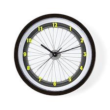 Biker's Wall Clock