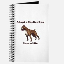Boxer Adoption Journal
