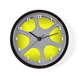 Movie reel Basic Clocks