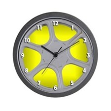 Film Reel... Wall Clock