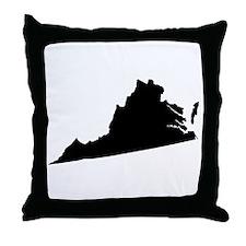 Virginia Throw Pillow
