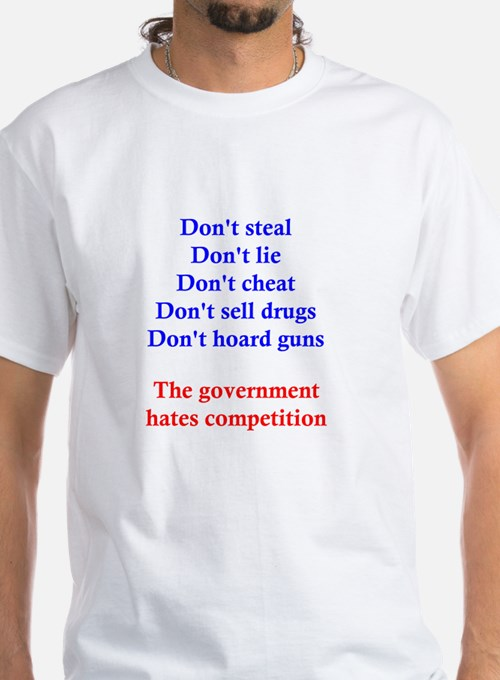 Government Competition Shirt