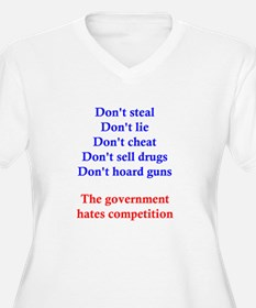 Government Competition T-Shirt