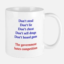 Government Competition Mug
