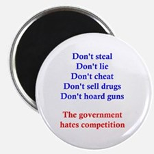 "Government Competition 2.25"" Magnet (100 pack)"