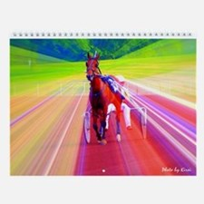 Harness Horse Racing Calendar 2013