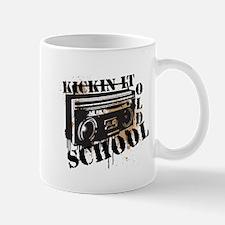 Kickin' It Old School Mug