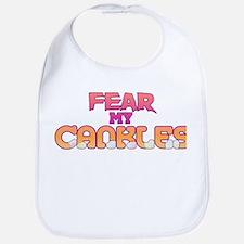Fear My Cankles! - Bib