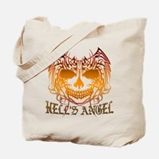 Hell's Angel Tote Bag