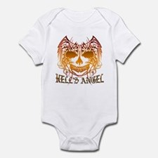Hell's Angel Infant Bodysuit