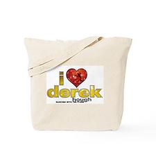 I Heart Derek Hough Tote Bag
