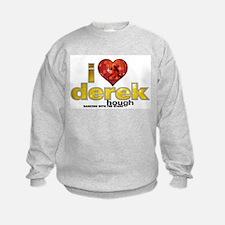 I Heart Derek Hough Sweatshirt