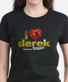 I Heart Derek Hough Tee