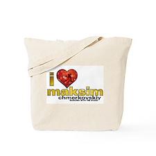 I Heart Maksim Chmerkovskiy Tote Bag