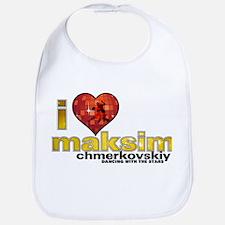 I Heart Maksim Chmerkovskiy Bib