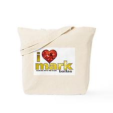 I Heart Mark Ballas Tote Bag