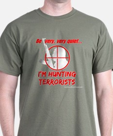 Hunting Terrorists T-Shirt